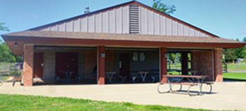 Ron Beese Park picnic shelter