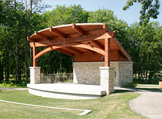 Robert Soule Amphitheatre at Citizens Park